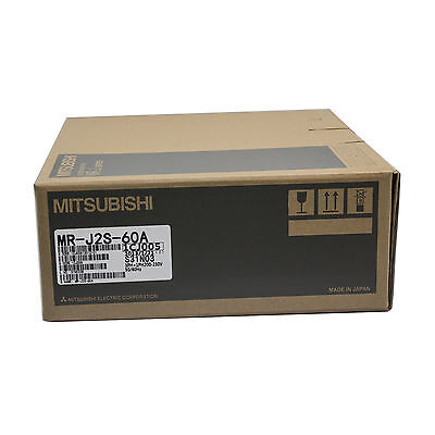 1pcs Mitsubishi Servo Drive Mr-j2s-60a Mrj2s60a New Free Shipping