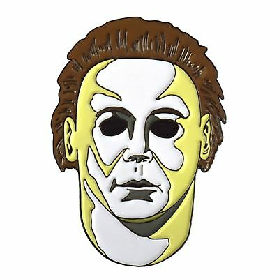 Halloween H2O Resurrection Michael Myers Enamel Pin Costume Accessory - Halloween H2o Costume