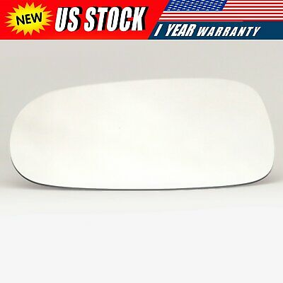 For 02-05 Cadillac Deville Seville Left Driver Side Mirror Glass Full Adhesive