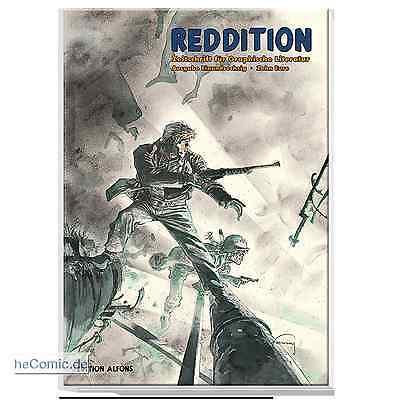 Reddition 61 gr. Literatur Zeitschrift Dossier Hermann & SAF Comics Kubert COMIC