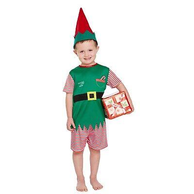 Kinder Santa's Kleine Helfer Weihnachten Schicke Verleidung Outfit Geburt