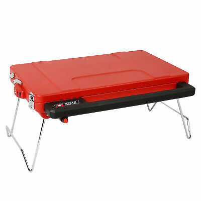 Tischgrill Gasgrill Barbecue Klappgrill Camping Picknick Grill B-Ware Notebook