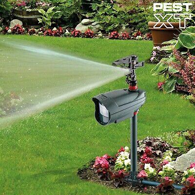 Pest XT Water Jet Spray Repeller Cat Heron Bird Fox Squirrel Repellent Deterrent