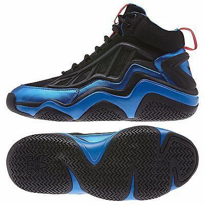 Adidas Originals Fyw Prime Feet You Wear D65394 Black Blue Men Basketball Shoes