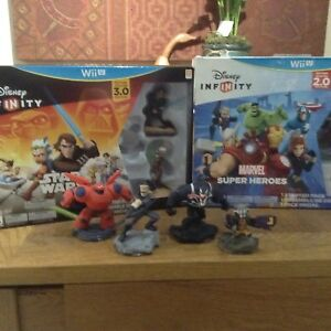 Disney infinity for Nintendo Wii U