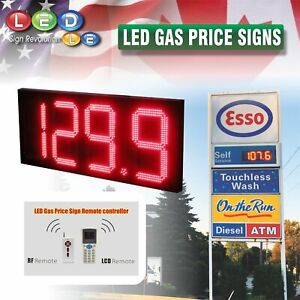 LED PYLON Signs.  Outdoors +GAS PRICE SIGNS