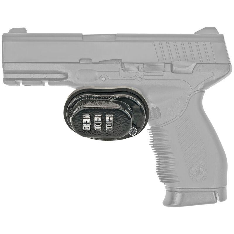 Universal 3-Digit Combination Trigger Lock Fits Shotguns Handguns & Rifles