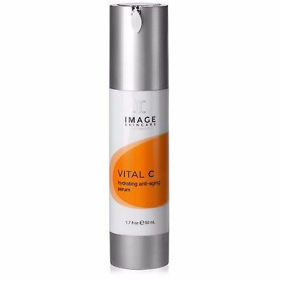 Image Skincare Vital C Hydrating Anti Aging Serum 1 7 Oz