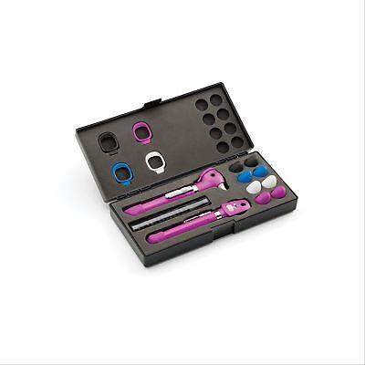 Welch Allyn Pocket Plus Led Diagnostic Set - Plum 1 Ea