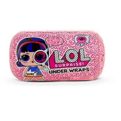 New Lol Surprise Eye Spy Series 4 Under Wraps Capsule Big Sister Doll Ships Fast