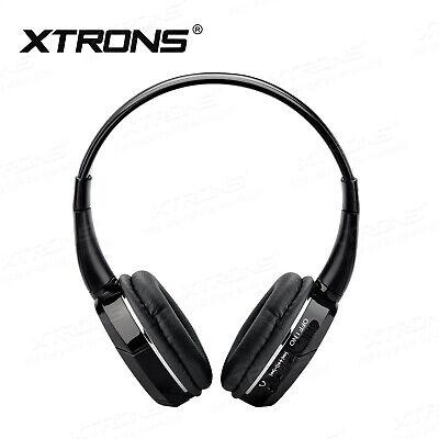 XTRONS Kabelloser Bluetooth-Kopfhörer 3.5mm AN/AUS für die meisten Audiogeräte - Die Meisten Geräte
