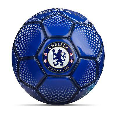Chelsea Diamond Football Ball Sports Equipment Blue Size 5