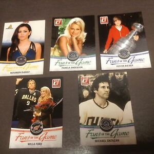 Cartes hockey Panini Fans of the Game 10-11