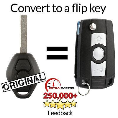 For 2001 2002 2003 2004 2005 2006 BMW 330Ci Keyless Entry Remote Flip Key Fob