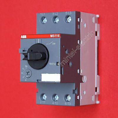 ABB Motorschutzschalter  MS116-12 einstellbar 8,0...12,0 A