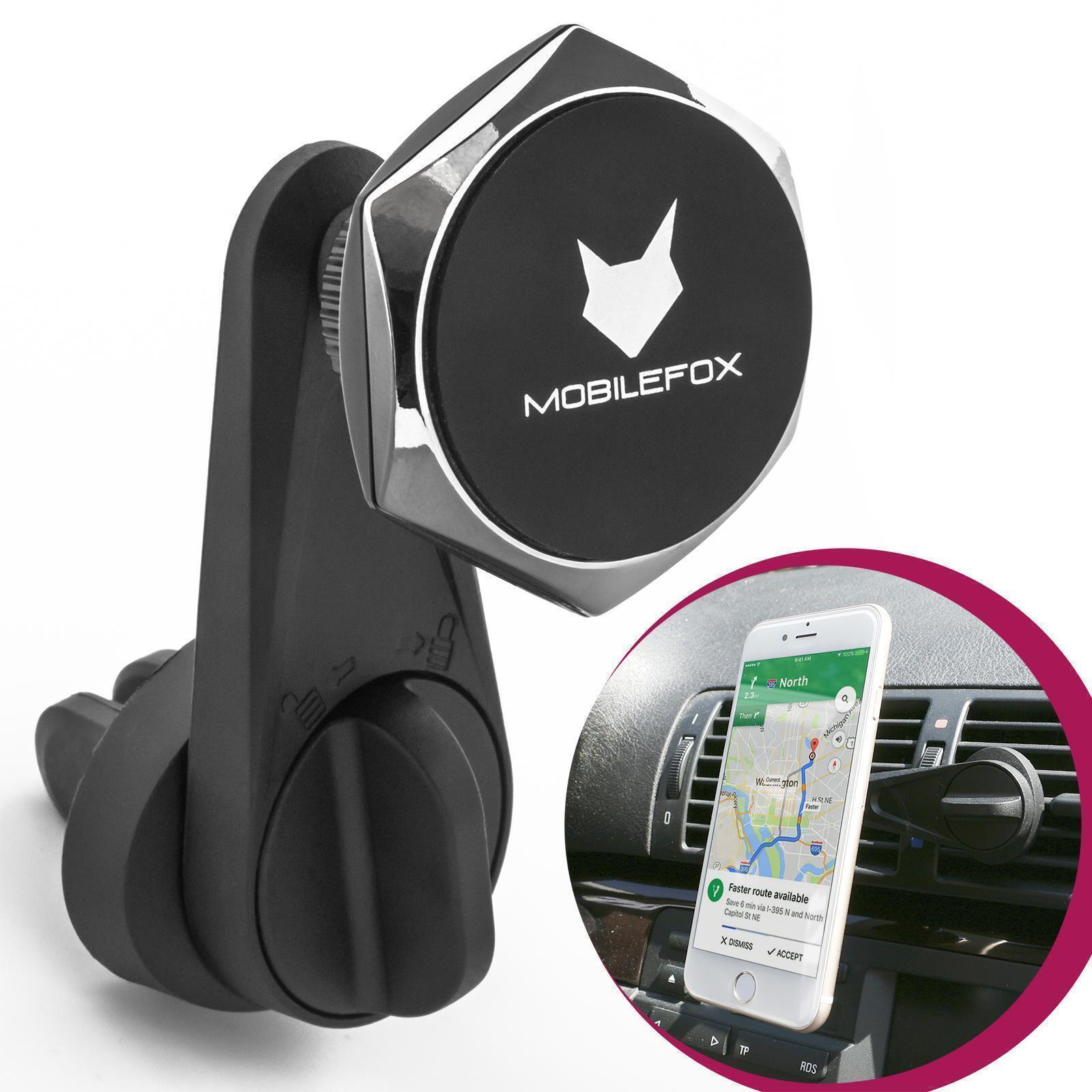 360 magnet kfz auto handy halterung halter f r huawei p20. Black Bedroom Furniture Sets. Home Design Ideas