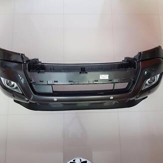 Ford Ranger PX II Front Bumper Bars