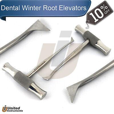 Dental Cross Bar Winter Elevators Root Socket Extraction Oral Surgery Extractor
