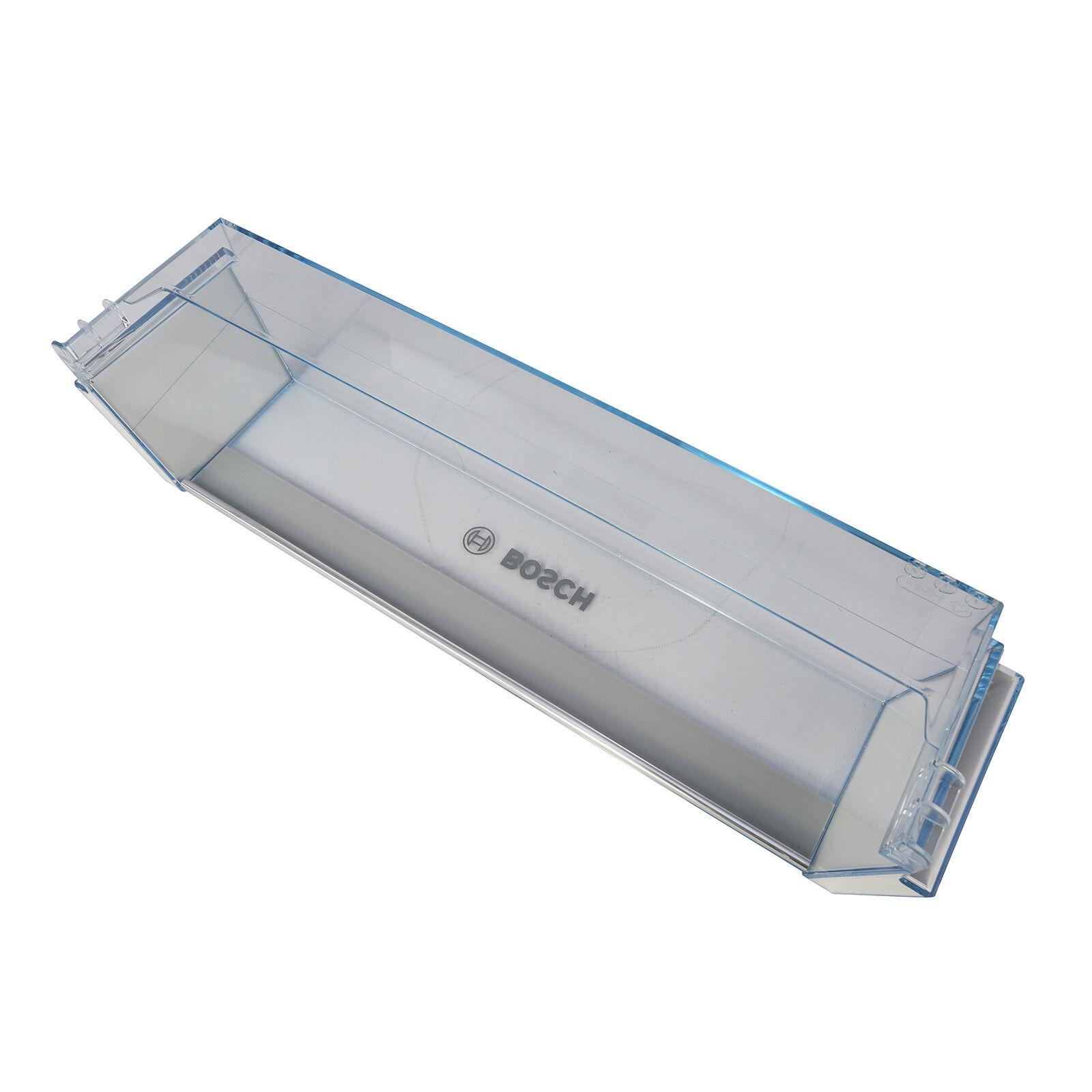 Genuine Bosch Fridge /& Freezer Door Shelf Bottle Slide Blue Holder
