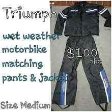Motorbike Wet Weather gear. Mernda Whittlesea Area Preview