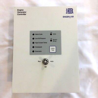 Basler Electric Engen-100 Engine Generator Controller
