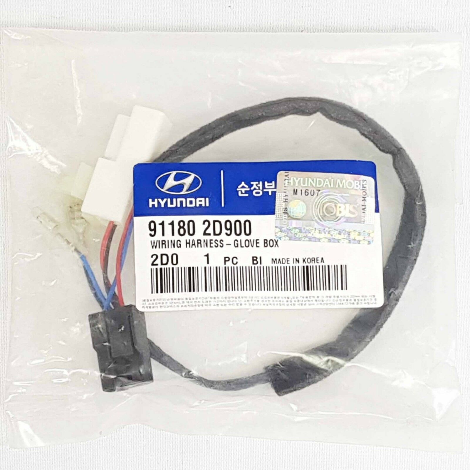 Genuine 911802D900 Wiring Harness- G Box For KIA ... on miata wiring harness, pt cruiser wiring harness, 4runner wiring harness, camry wiring harness,
