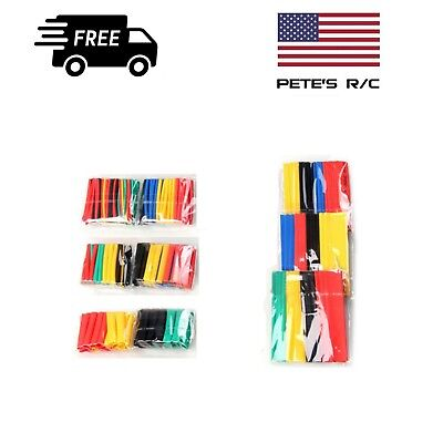 Rc Car Truck 21 Heat Shrink Tubing Set Rc Electrical Insulation Wire Cable