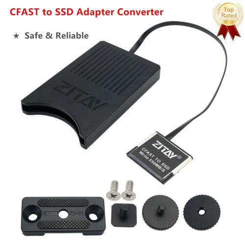 CFAST to SSD Adapter Converter CFast 2.0 to SSD for Cannon URSA C300 1DX2 ARRI
