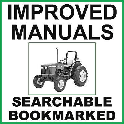 John Deere 5210 5310 5410 5510 Tractor Service Technical Manual Tm1716 On Usb