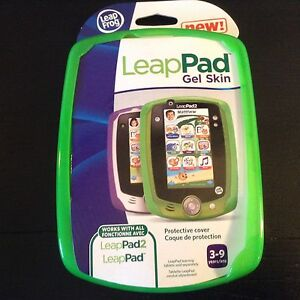 LeapPad and Leapster accessories. Innotab gel skin.