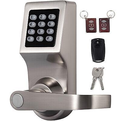 Smart Electronic Digital Door Lock Code Keyless Keypad Secur