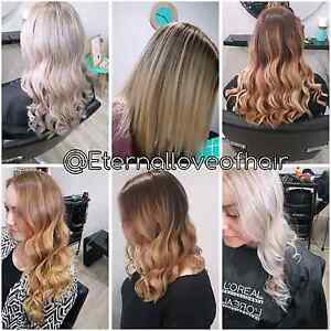 Eternal love of hair/hairdresser, blonde specialist Banksia Grove Wanneroo Area Preview