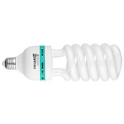 Square Perfect 65 Watt Compact Fluorescent Full Spectrum Photo Bulb Photography