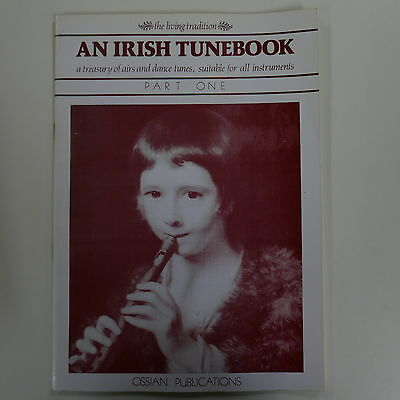 AN IRISH TUNEBOOK part 1 , ossian / living tradition