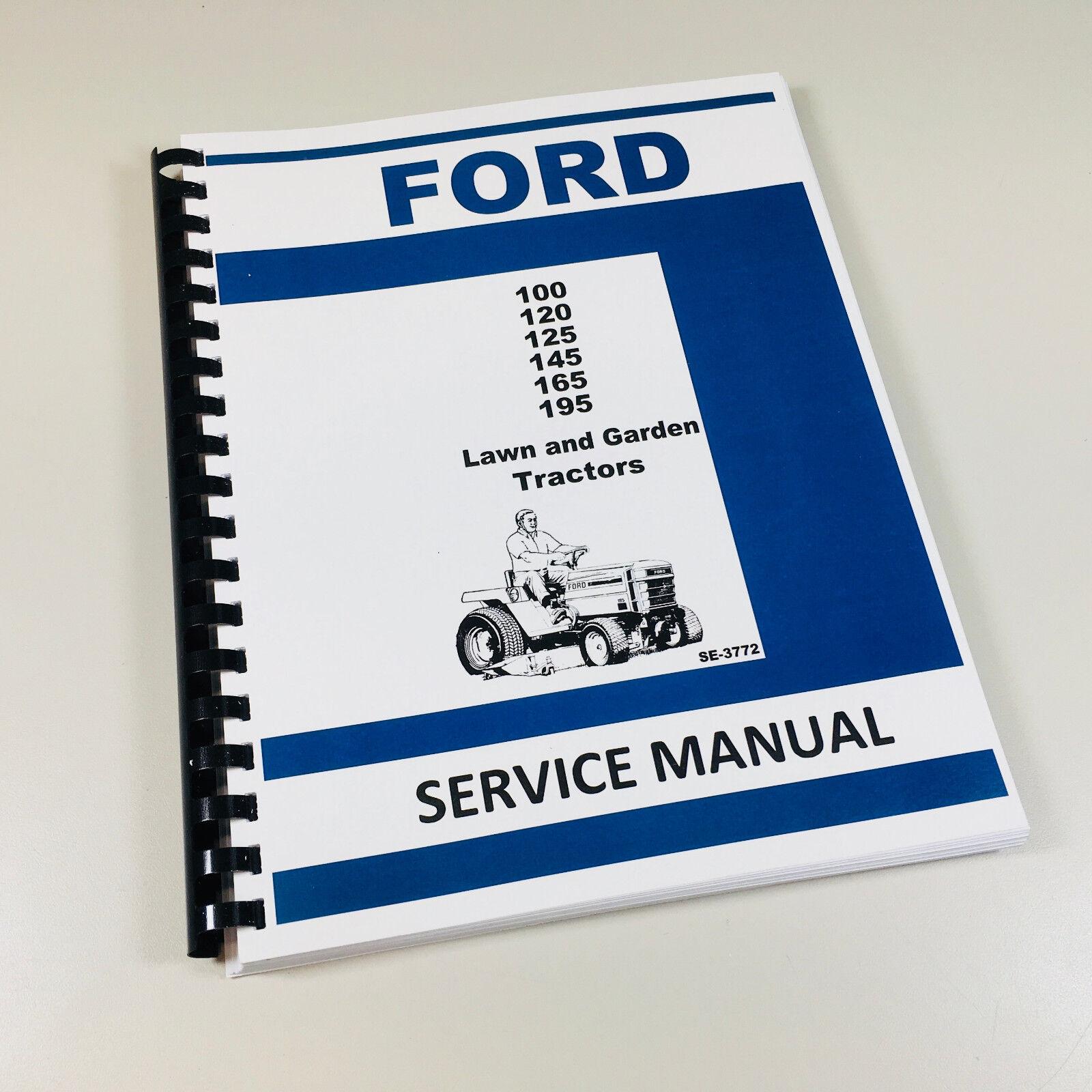 Complete Service Repair Manual