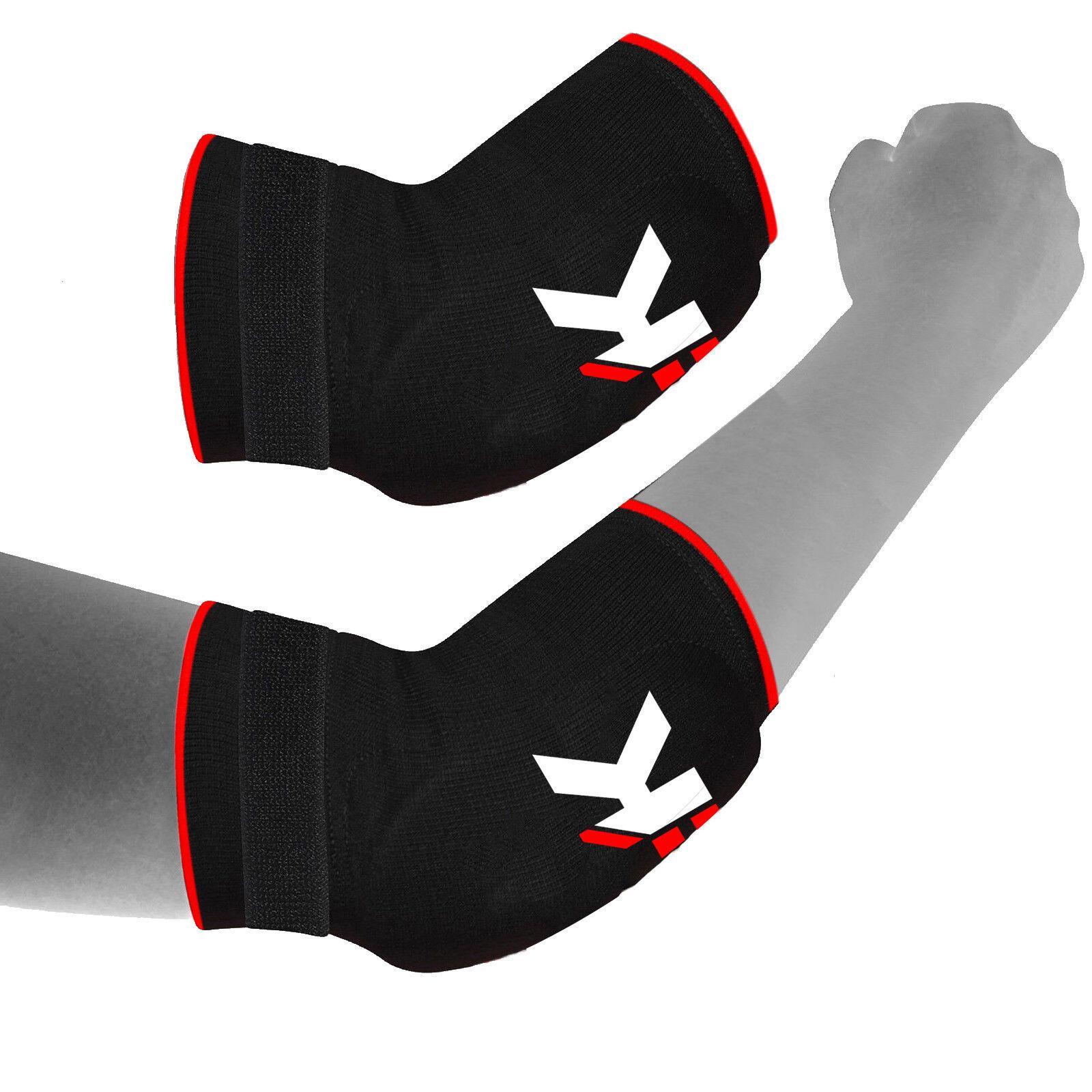 Ellenbogenschutz Tragarm Schutz Mma Gym Kick Thai Boxen Kampfsport Injury Pain