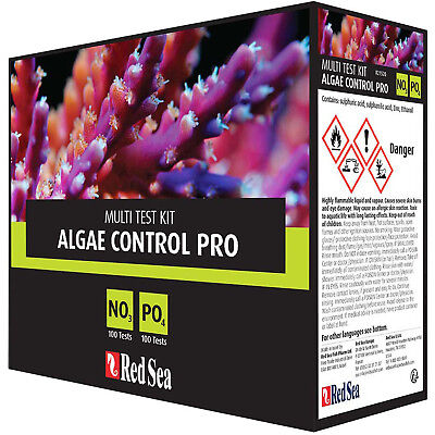 Red Sea Fish Pharm ARE21520 Algae Control Multi Salt Water T