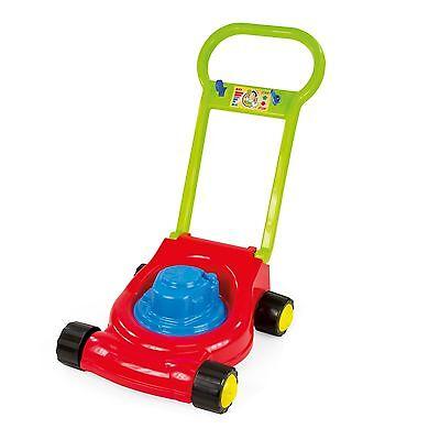 Bunter Rasenmäher Kinder Spielzeug Kinderrasenmäher Mähen Rasen mit Geräusch