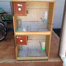 Double Budgie Breeding Cabinets! Hurstville Hurstville Area Preview