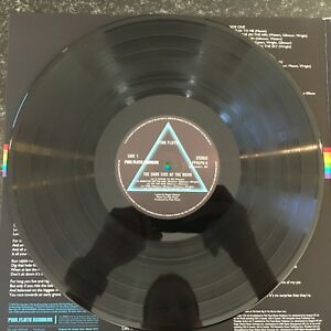 Pink Floyd Dark Side of the Moon LP Record *like new*