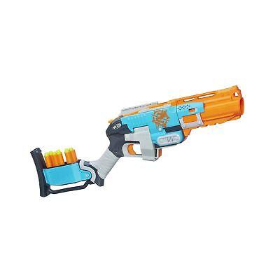 Nerf Zombie Strike Sledgefire Blaster Standard Packaging
