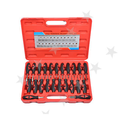 23PC Connector Terminal Removal Kit Auto Electrical Terminal Removing Set