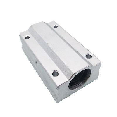 Us Stock 2pcs Sc12luu Scs12luu 12mm Cnc Linear Ball Motion Bearing Slide