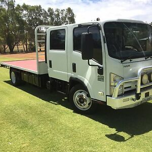 Isuzu  Dual Cab NQR 450 Toodyay Toodyay Area Preview