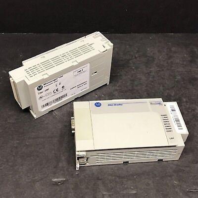 Allen Bradley 1764-lrp Ser C Rev D Frn 9 Micrologix 1500 Cpu Processor Unit Plc