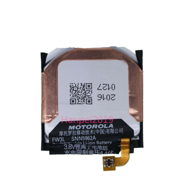 NEW Original Moto 360 2nd-Gen 2015 46MM FW3L SNN5962A Smart Watch Battery
