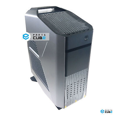 NEW Genuine DELL Alienware Aurora R5 Desktop Tower Chassis Case + Cables