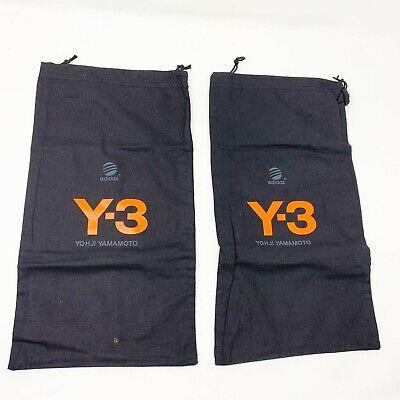 Yohji Yamamoto y-3 adidas dust bags for sneakers shoes