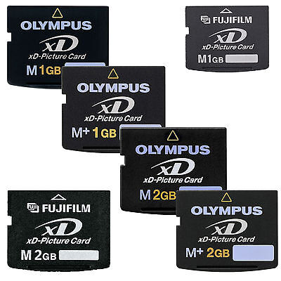Digital Camera 1gb Card - 1GB 2GB FU JI Olympus 1G 2G GB XD Digital Camera Pictuer Memory Card Type M/ M+