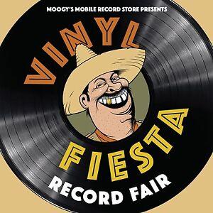 VINYL FIESTA RECORD FAIR North Perth Vincent Area Preview